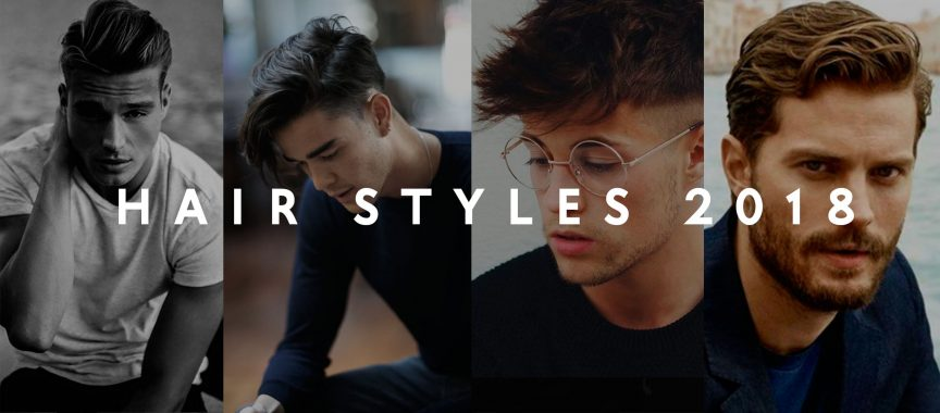 Guide to Men Hairstyles 2018 | M Room Magazine