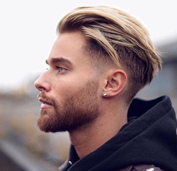 miesten parta tyylit